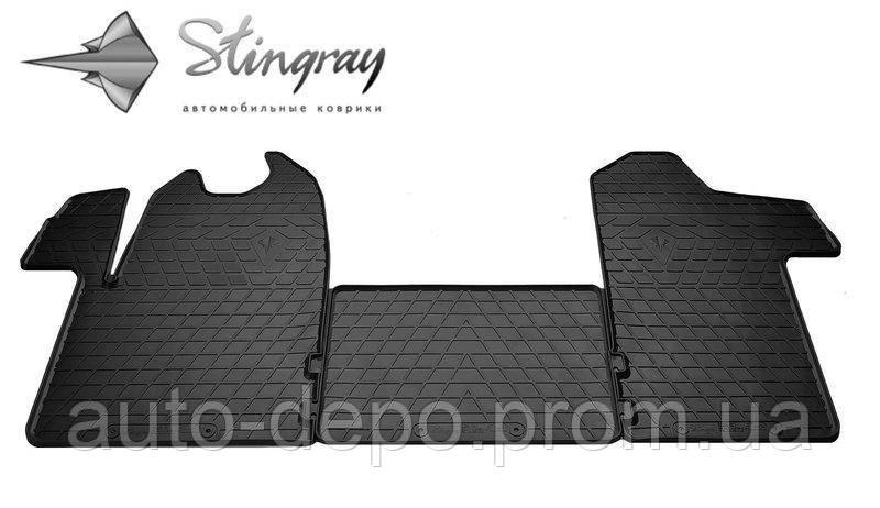 Автомобильные коврики Opel Movano II 2011- Stingray