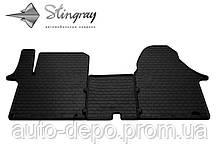 Автомобильные коврики Opel Vivaro I (1+2) 2001- Stingray
