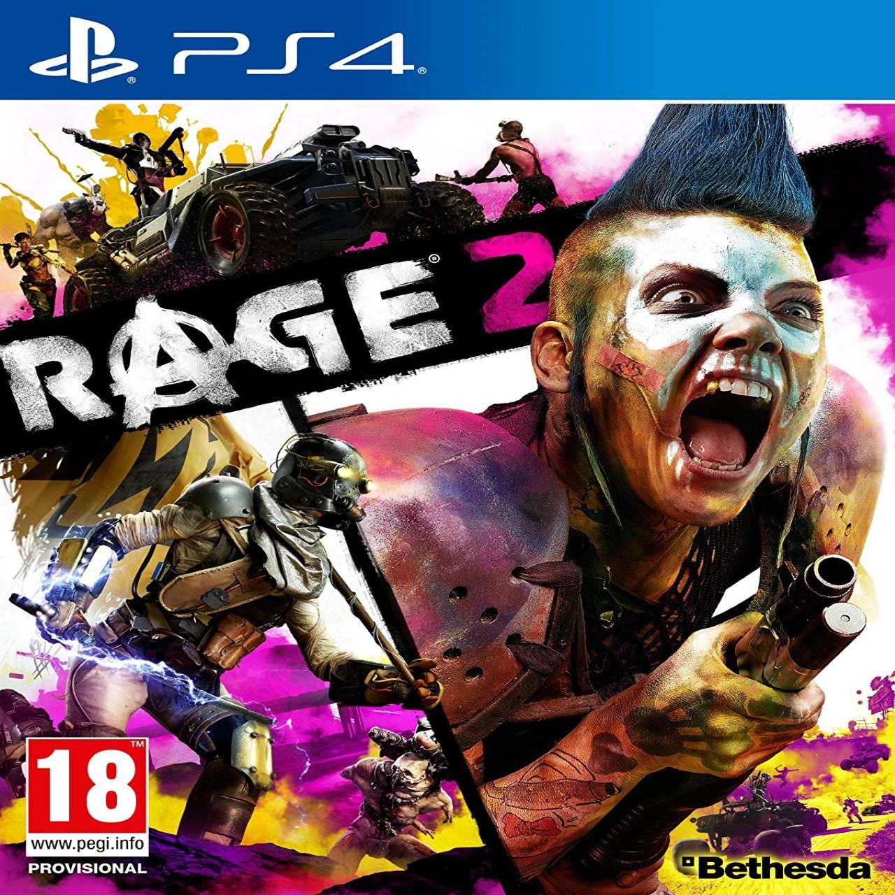 Rage 2 RUS PS4 (NEW)