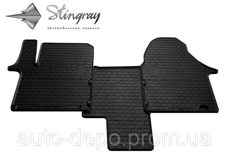 Автомобильные коврики Opel Vivaro I (1+1) 2001- Stingray