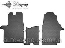 Автомобильные коврики Opel Vivaro II (1+2) 2014- Stingray