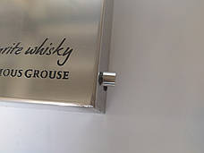 Вывеска с подсветкой Scotland favourte whisky The Famous Grouse., фото 2