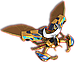 Дикий Скричер Спаркбаг (Screechers Wild Sparkbug) желтый ОРИГИНАЛ, фото 5
