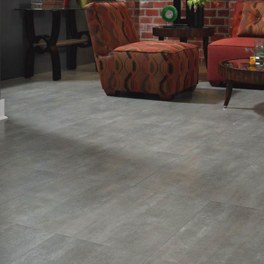 Ламинат Faus Industry Tiles Оксид Aluminio Enaq S172012