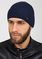 Классическая вязаная шапка Rocky F джинс