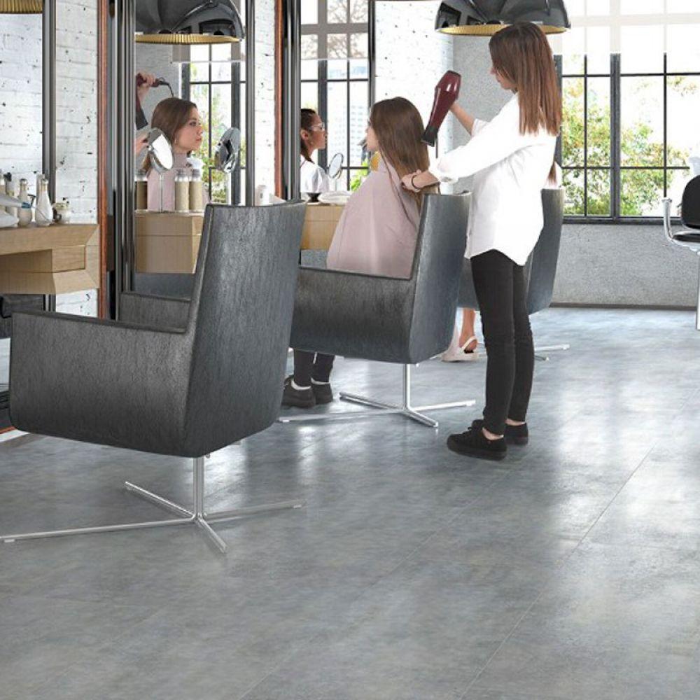 Ламинат Faus Industry Tiles Оксид Gris En93 S172067