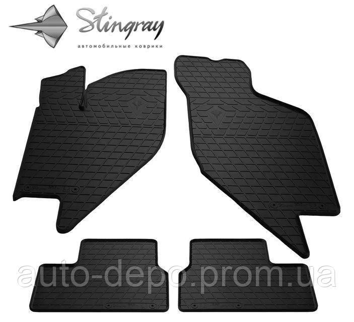 Автомобильные коврики Lada Kalina 2004- Stingray
