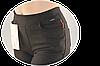 Джинсы женские на меху черные Style  Джеггинсы зимние, фото 4