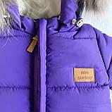 """Комбинезон """"Северленд"""" фиолет Рост: 74, 80, 86 см, фото 2"""