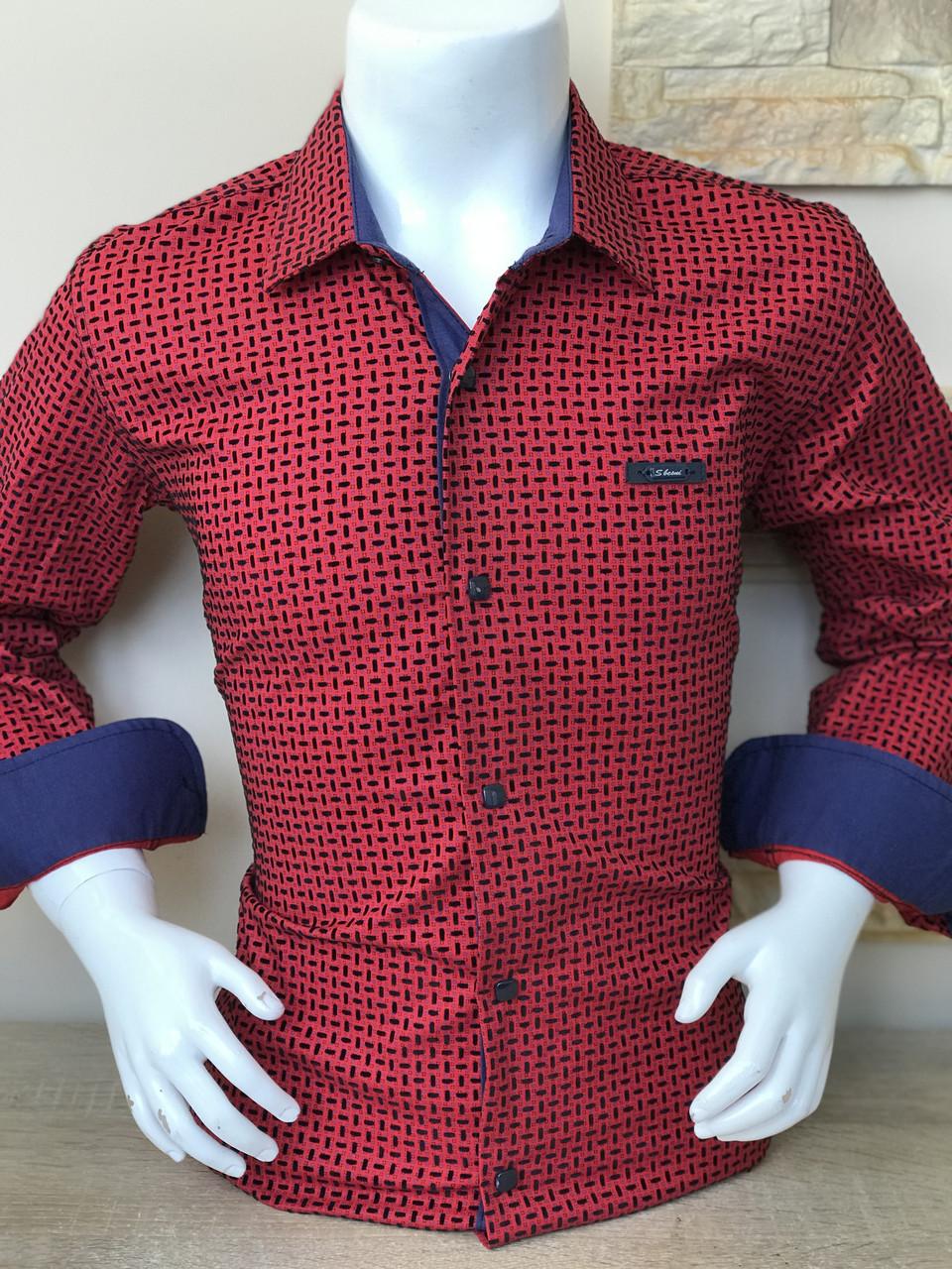 Детская рубашка Senior Besni  флок