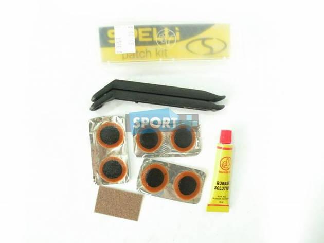 Заплатки Spelli SBT-129A, набор, в пластиковой коробке, фото 2