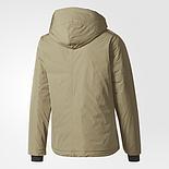 Чоловіча куртка Adidas ZNE Down Jacket BQ6799 кольору хакі, фото 7