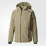 Чоловіча куртка Adidas ZNE Down Jacket BQ6799 кольору хакі, фото 6