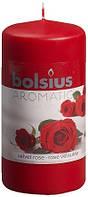 Свеча ароматическая роза Bolsius 12 см (60/120-78Б)