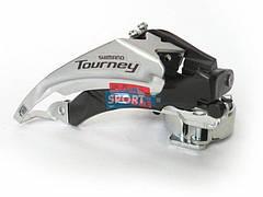 Переключение переднее Shimano FD-TY500-TM6 Tourney