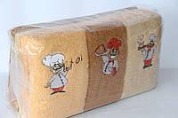 Кухонные махровые полотенца повар 10 шт.