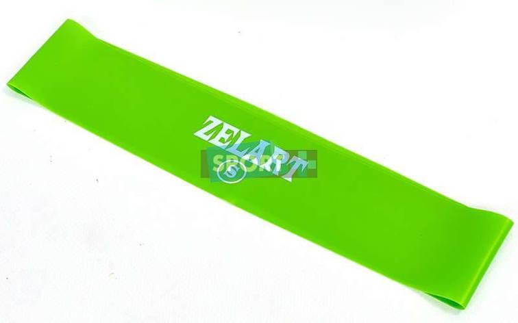 Лента сопротивления LOOP BANDS FI-6410-G нагрузка S, салатовый, фото 2