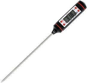 Термометр щуп TP101 цифровой -50 +300C кулинарный, фото 2