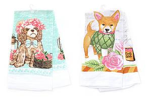 Кухонное полотенце Собаки, 2 вида BonaDi TX85