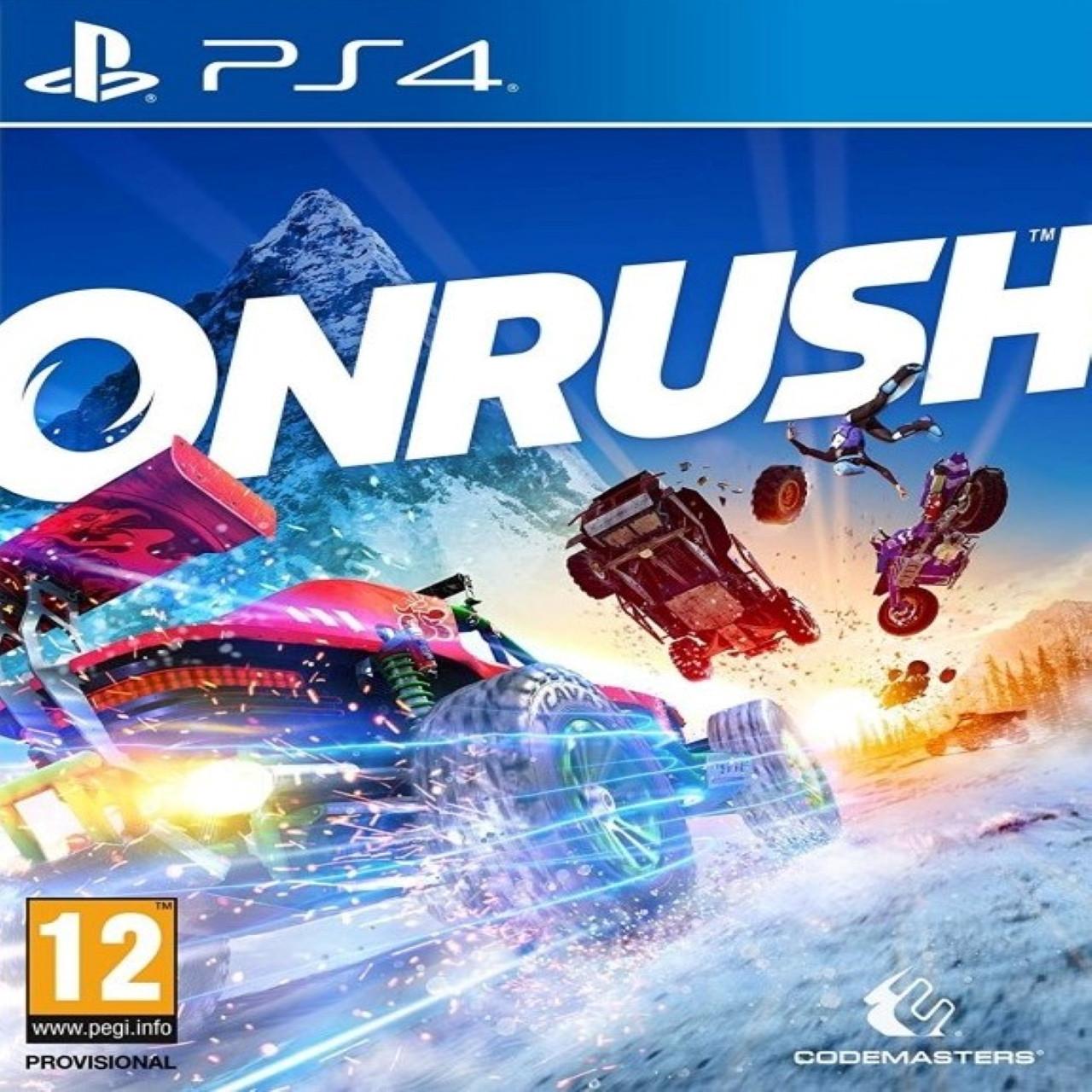 Onrush (англійська версія) PS4