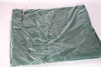 Рушник для сауни зелене