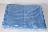 Полотенце для сауны синего цвета
