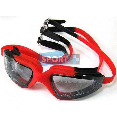 Очки, беруши для плавания с застежкой SEALS HP-8600, фото 2