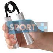 Эспандер кистевой профессиональный Bone Crusher (1шт) FI-4125-300LB (металл, нагрузка 135кг)
