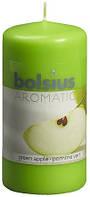 Свеча ароматическая яблоко Bolsius 12 см (60/120-91)