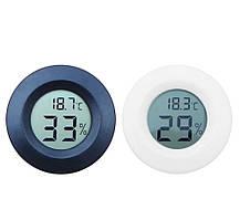 Термометр гигрометр 27001 цифровой Белый