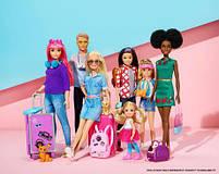Кукла Барби Стейси Путешественница / Barbie Travel Stacie FWV16, фото 6