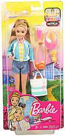 Кукла Барби Стейси Путешественница / Barbie Travel Stacie FWV16, фото 7