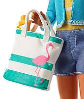 Кукла Барби Стейси Путешественница / Barbie Travel Stacie FWV16, фото 3