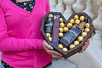 """Подарочный набор """"Heart"""". Подарок на День Рождения парню, мужу, мужчине, любимому, брату, папе, коллеге."""
