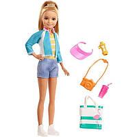 Кукла Барби Стейси Путешественница / Barbie Travel Stacie FWV16
