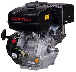 Двигатель Loncin G420F+ПОДАРОК