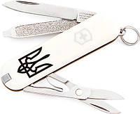 Нож  Victorinox  0.6223.7R1 Classic Sd Ukraine (тризуб)