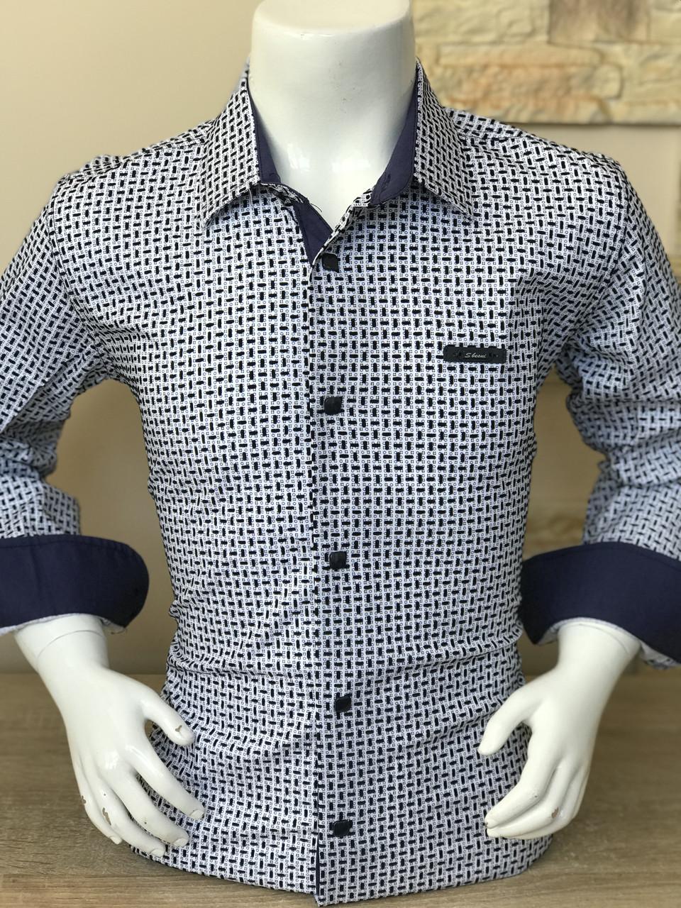 Детская рубашка Senior Besni  флок 7-12