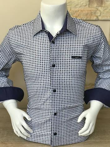 Детская рубашка Senior Besni  флок 7-12, фото 2