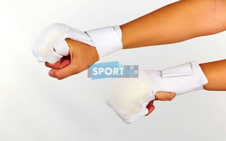 Накладки (перчатки) для каратэ MFT-1041B-L, фото 2