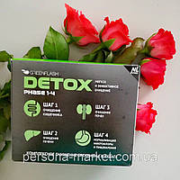 ДЕТОКС DETOX комплексная очистка организма  4 шага удаление шлаков токсинов похудение