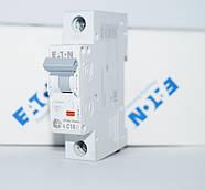 10А Автоматический выключатель Eaton HL-C10/1 1P тип C 194729