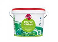 Краска латексная VIVACOLOR INTERIOR KITCHEN для кухни, А, 2,7л