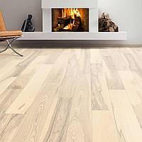 Паркетная доска Haro Plank 1-strip 4000 Ясень песочно-белый 535452