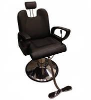 Кресло парикмахерское для барбершопа перукарське крісло ZD-302B