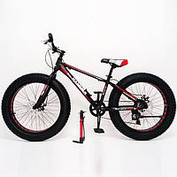 "Велосипед Hammer Extrime S800 26"" Fat Bike"
