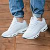 Белые мужские кроссовки стильные Max