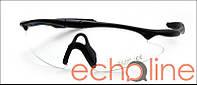 Защитные тактические баллистические очки одна линза прозрачная