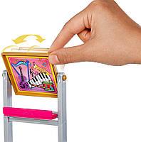 Ігровий набір Лялька Барбі Я можу бути Вчителька музики - Barbie Music Teacher FXP18, фото 7