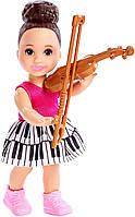 Ігровий набір Лялька Барбі Я можу бути Вчителька музики - Barbie Music Teacher FXP18, фото 3